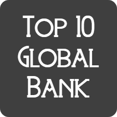 Top 10 global bank